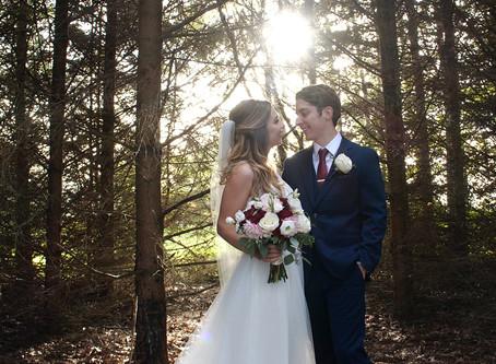 The Wedding of Brett & Amanda