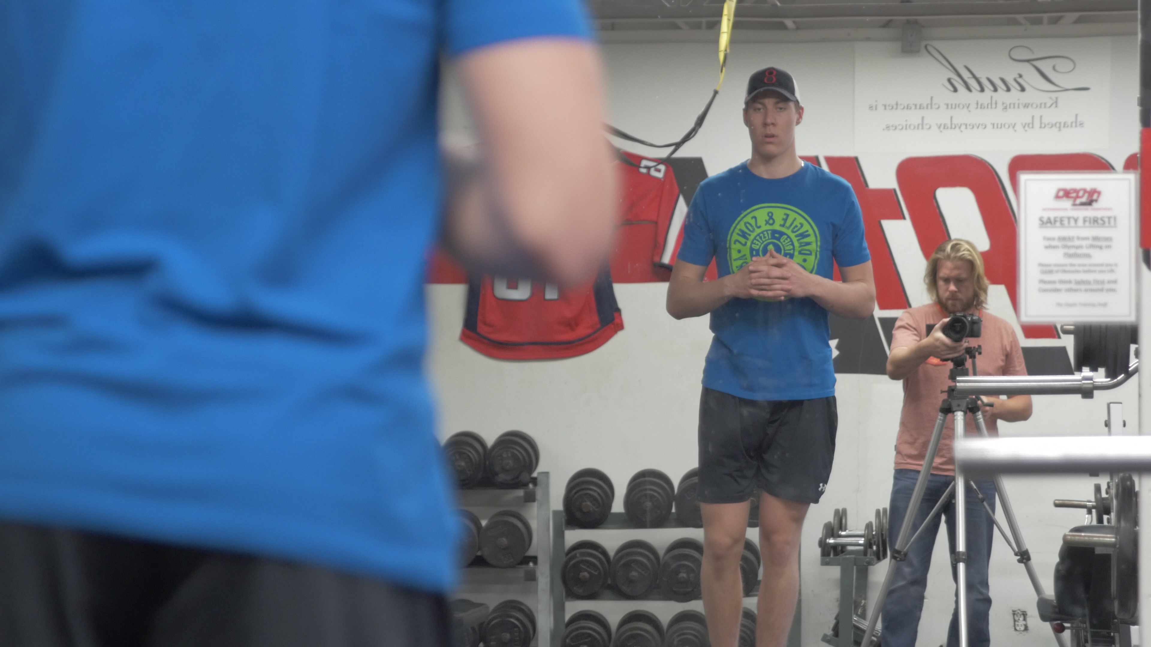 Logan Stanley Prepping for NHL Draft