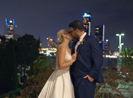 The Wedding of Emily & Anthony