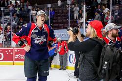 Logan Stanley 2017 Memorial Cup Win