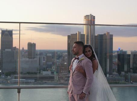 The Wedding of Maral & Marius