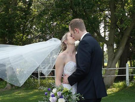 The Wedding of Stephanie & Daniel