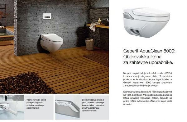 Geberit AquaClean 8000