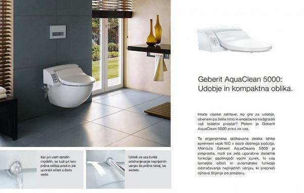 Geberit AquaClean 5000
