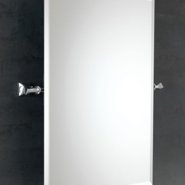 Stenska moderna ogledala za kopalnice.