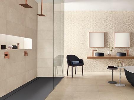 Kako izbrati keramične ploščice za kopalnico? 5 najbolj popularnih rešitev za kopalnice