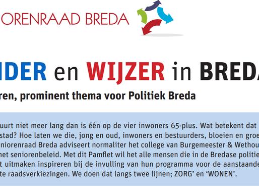 Ouder en Wijzer in Breda: een pamflet