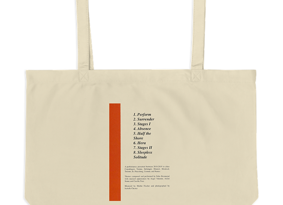 Perform and Surrender Tote Bag