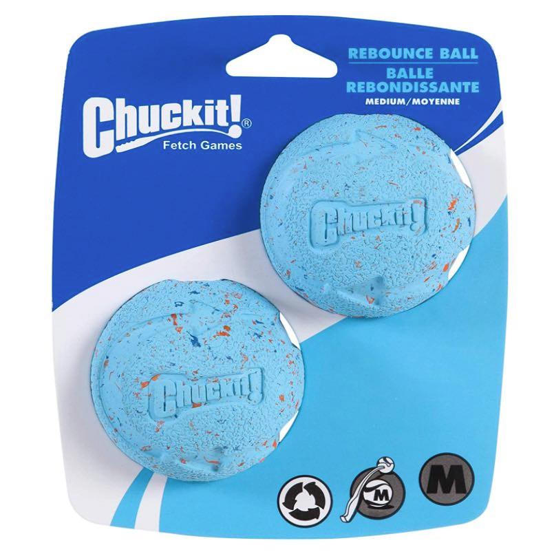 Chuckit rebounce  ball for dogs
