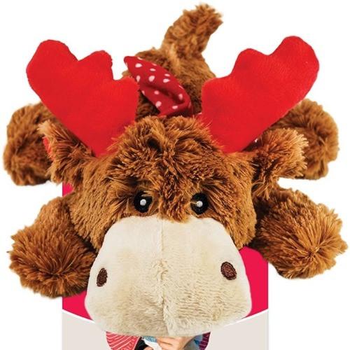 Kong Dog Toy - Christmas Cozie Reindeer