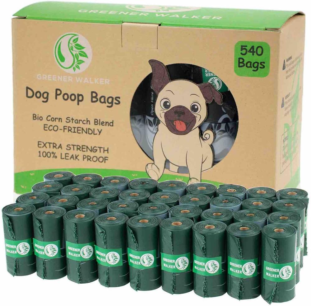 Greener Walker Dog Poop Bags