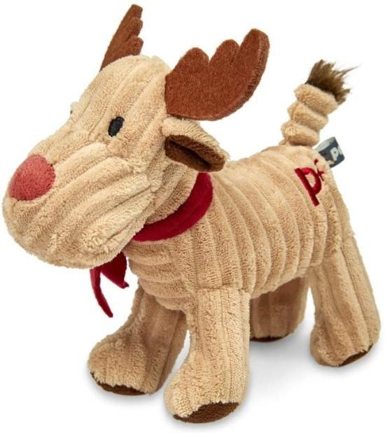 Petface Christmas Reindeer Dog Toy