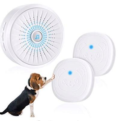 Digital dog doorbell