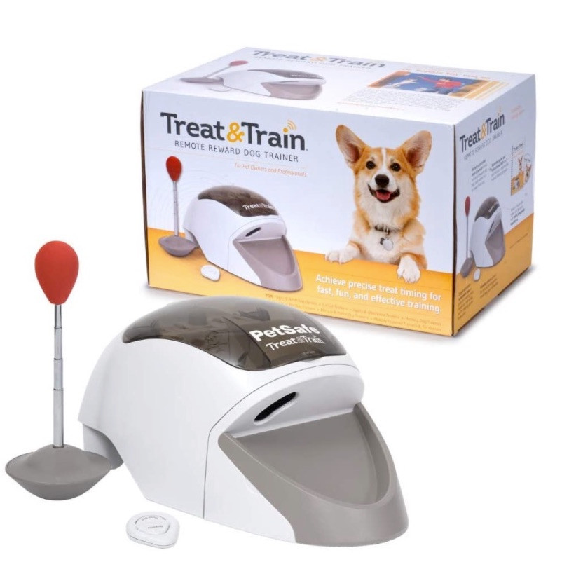 Treat & Train Remote Reward