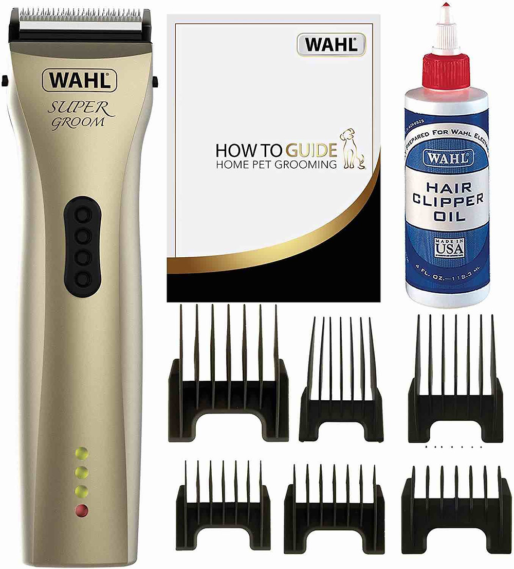 Oster Pro 3000i dog grooming clippers