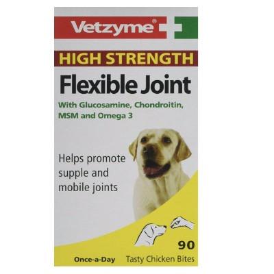 Vetzyme Dog joint tablets