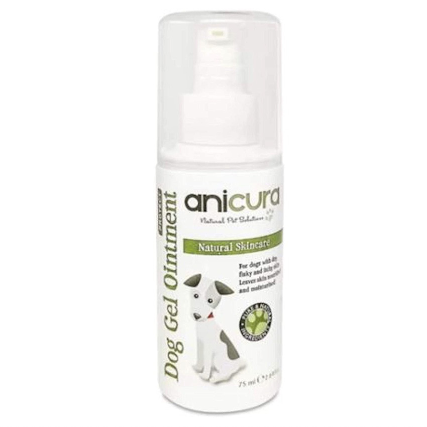 Anicura dog gel for dogs with sensitive and itchy skin