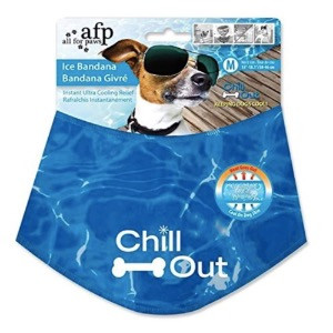cooling dog bananda