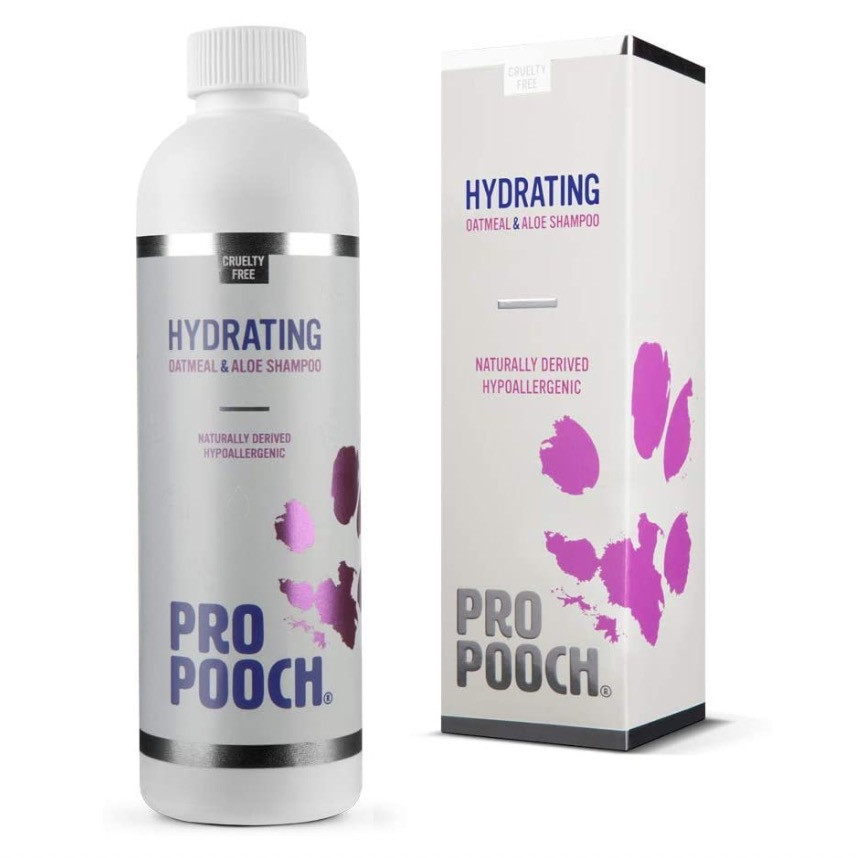 Pro pooch dog shampoo for dogs with allergies