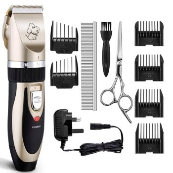 cheap dog grooming clippers