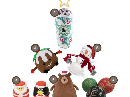 Top 10 Christmas Dog Toy Guide 2020