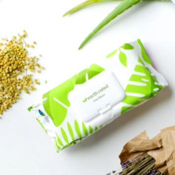 compostable earth rated dog wipes