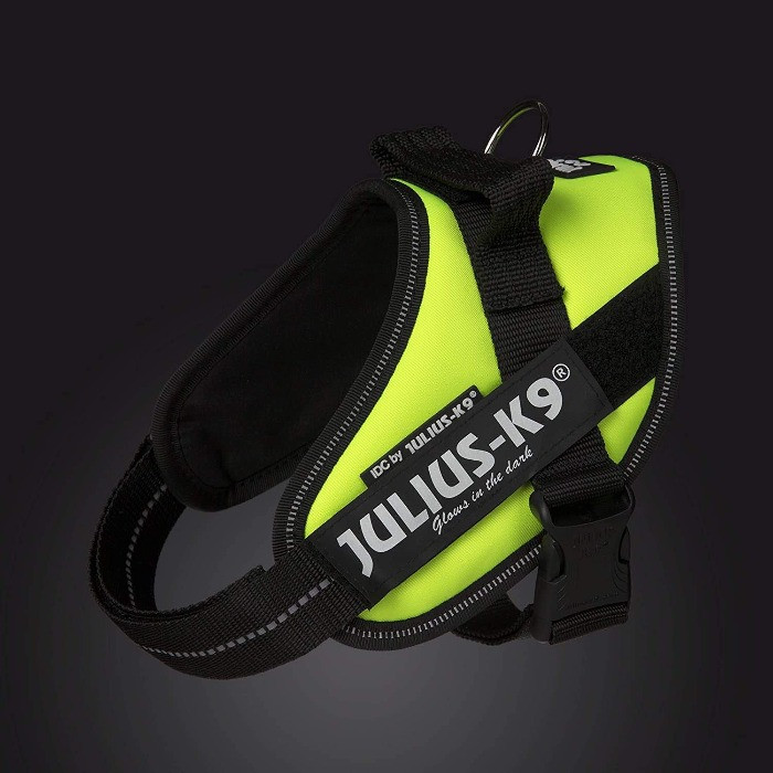Julius k9 reflective dog harness