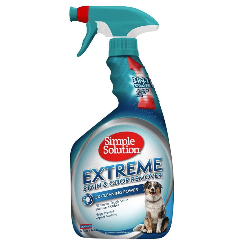 Simple Solutions Stain & odor remover