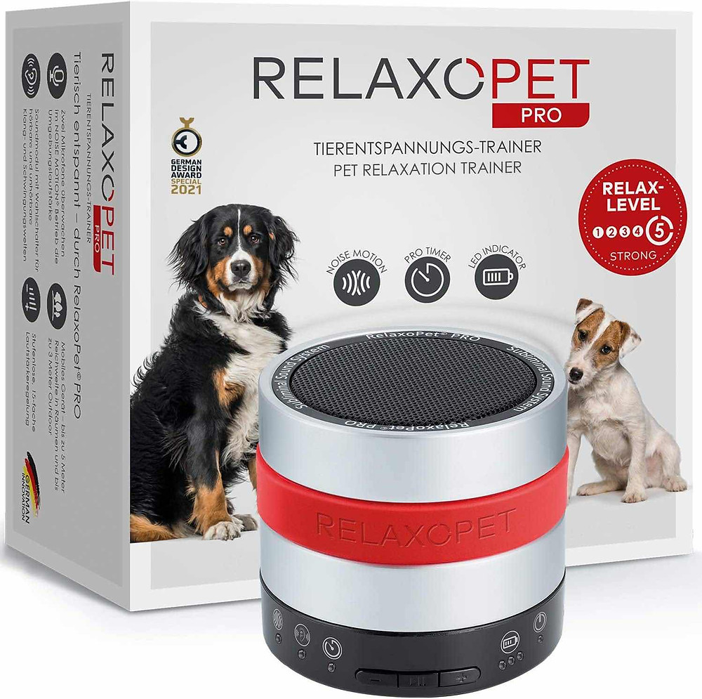Relaxopet PRO Relaxation Trainer for Dogs with anxiety