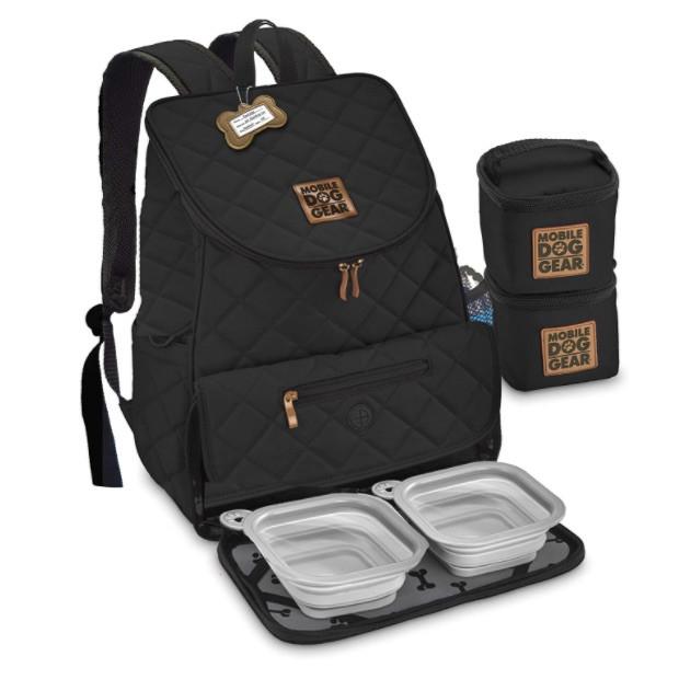 Mobile dog gear dog travel backpack
