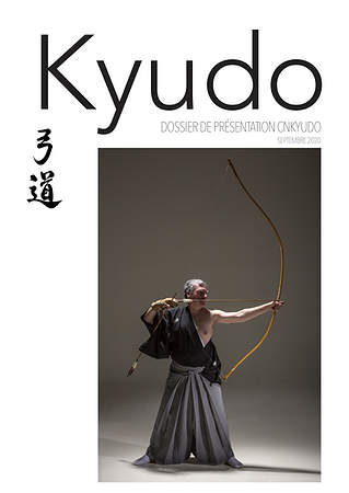 ©CNKyudo - Dossier présentation du Kyudo