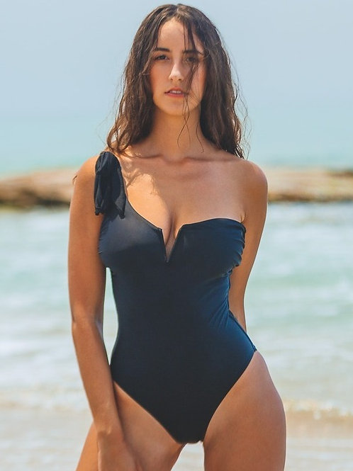 Seychelles one piece - Black