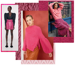 Fuchsia fashion trend