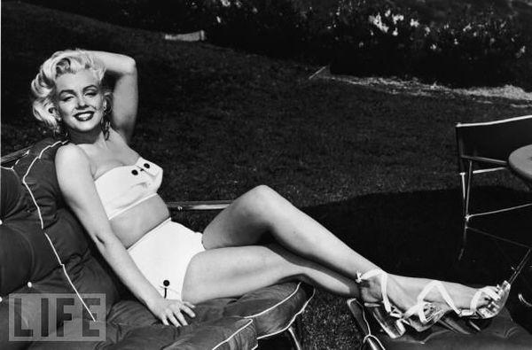 Swimwear in 1960