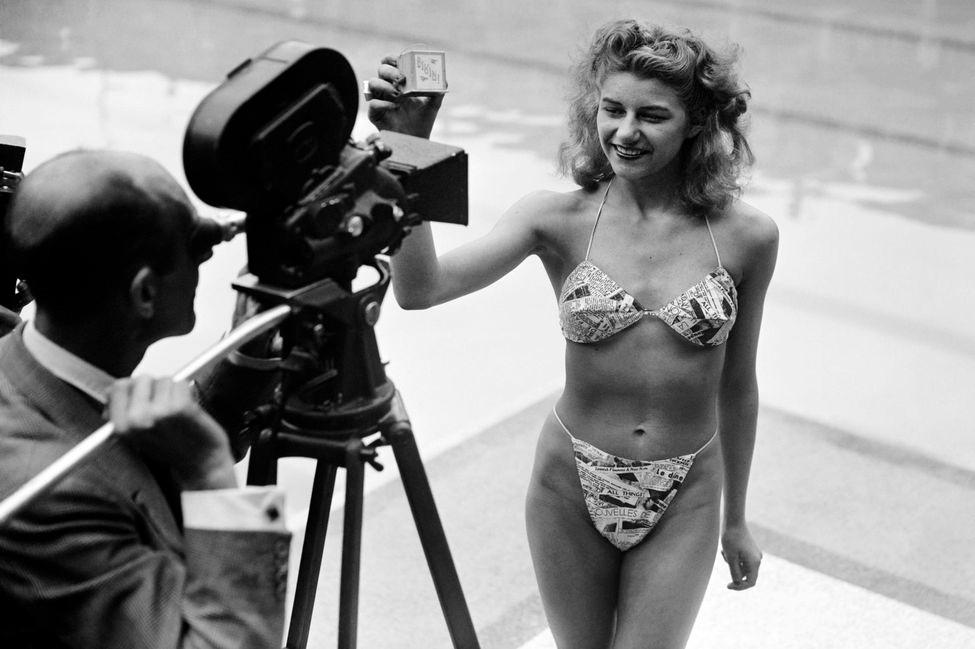 Swimwear in 1946