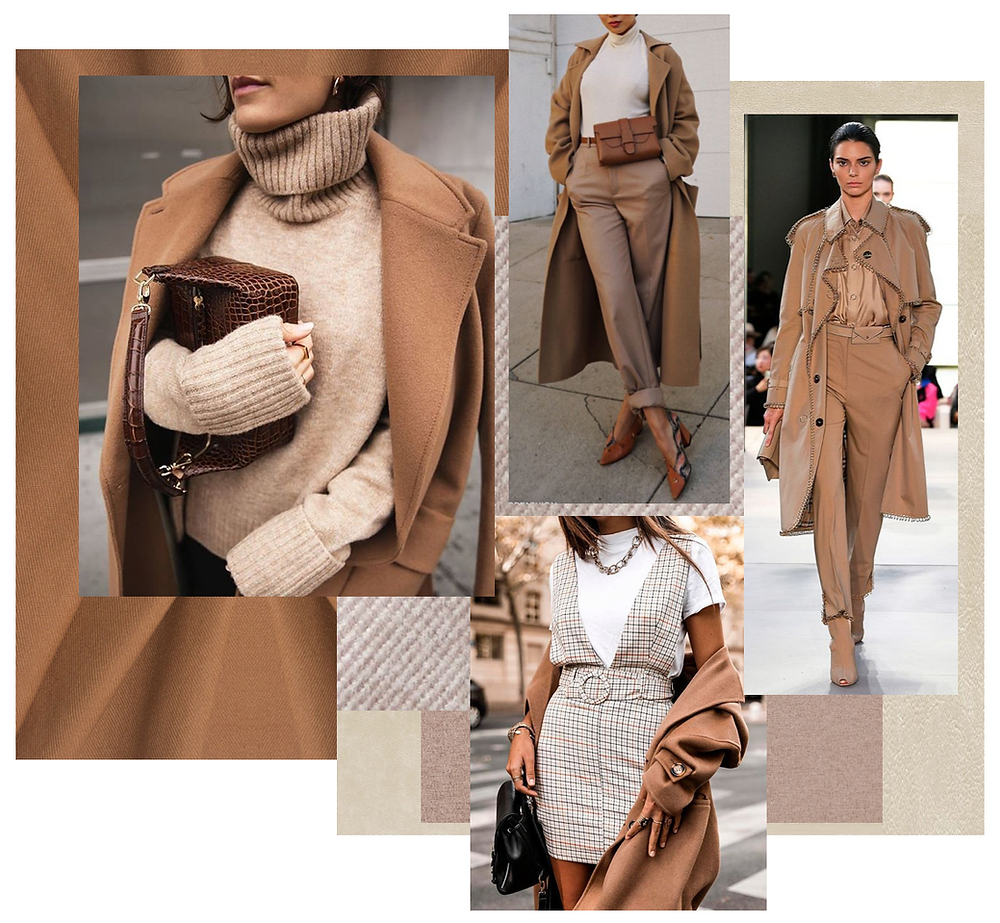 Beige fashion trend
