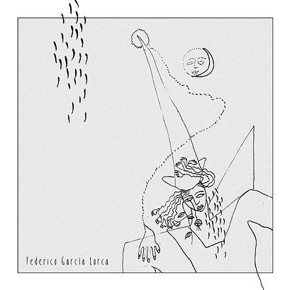 Dessin de Federico Garcia Lorca