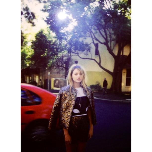 Isabelle Cornish / Sydney 2014