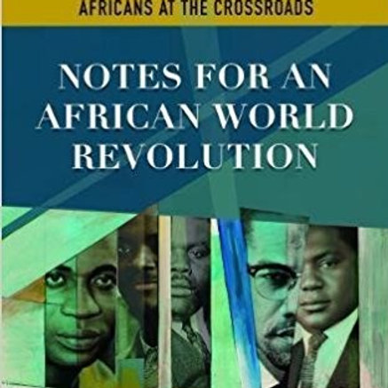 Africans at the Crossroads