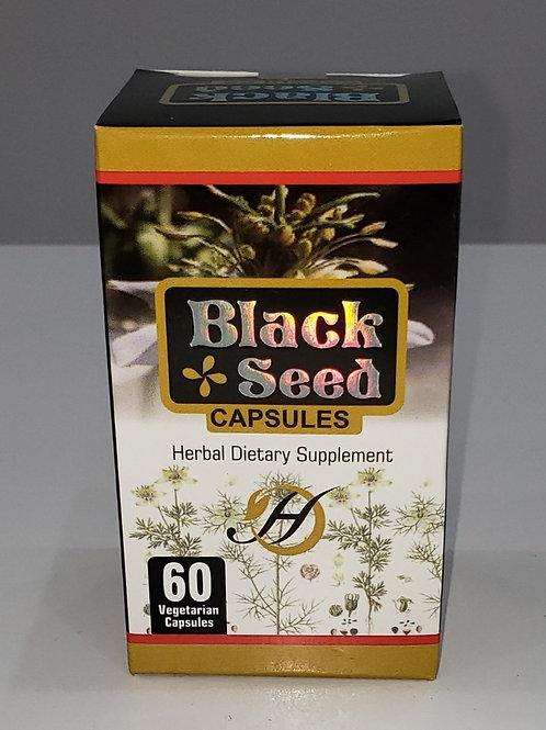 Pure Black Seed Capsules