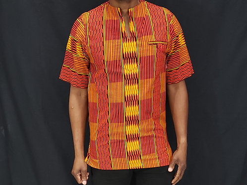 Men's African Print Dashiki