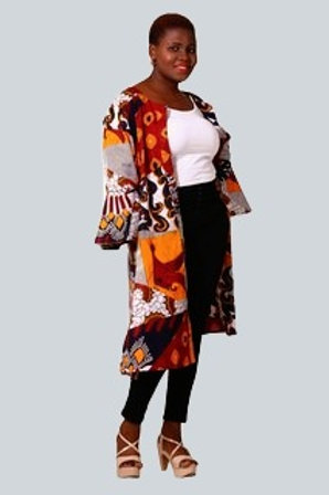 African Print Kimon