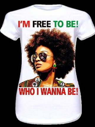 I'm Free To Be