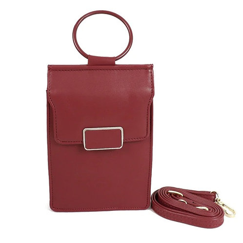 Ladies Multipurpose Wallet w/Strap