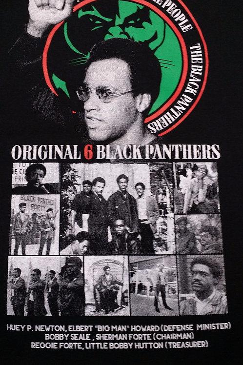 Black Panthers T-Shirt