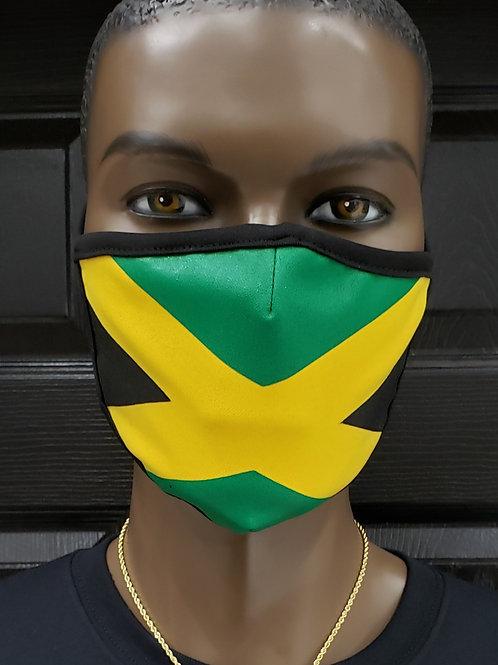 Jamaica Face Mask