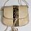 Thumbnail: Leather and Animal Fur Handbag