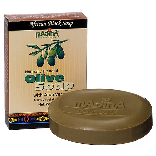 Olive with Aloe Vera Soap