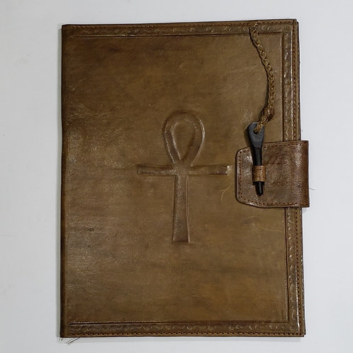 Ankh Leather Portfolio Case