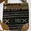 Thumbnail: Mudcloth/Leather Crossbody Bag